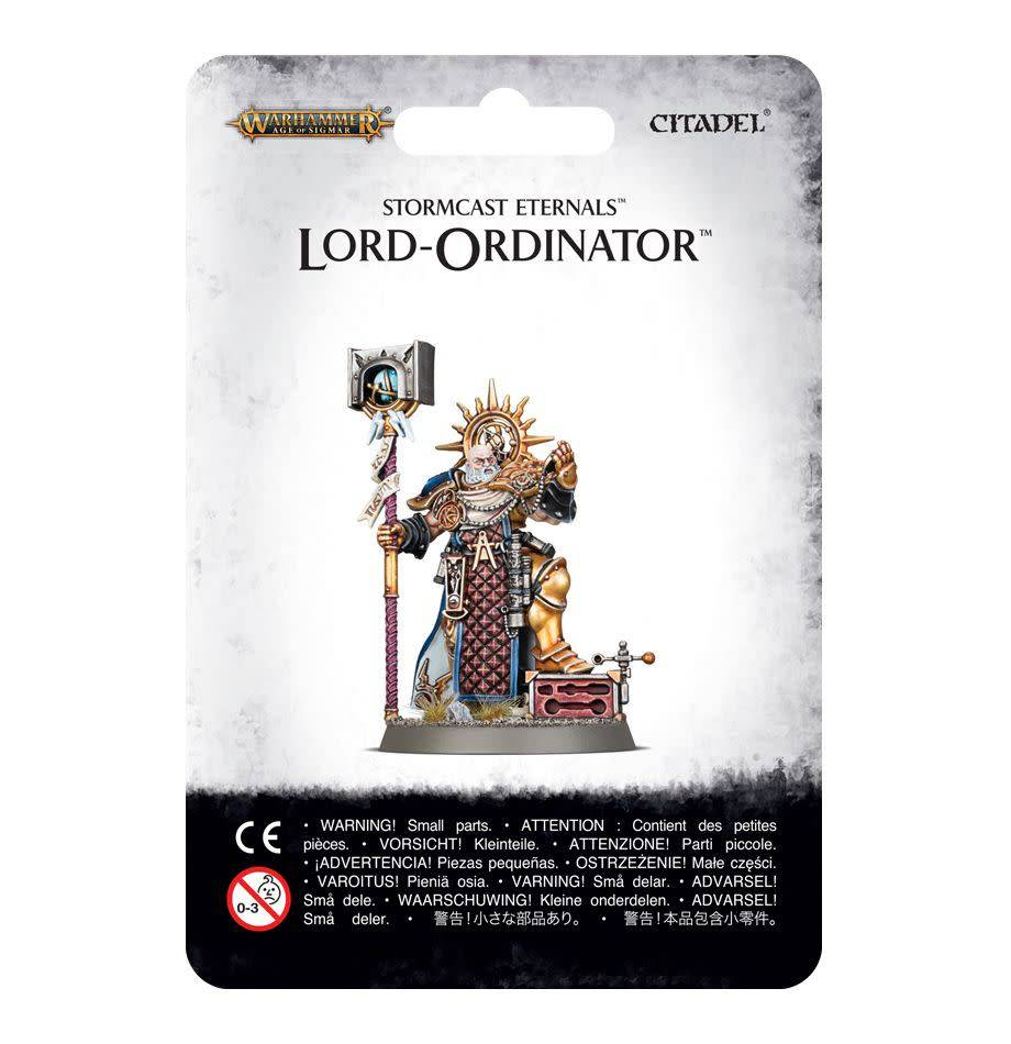 Games Workshop Lord-Ordinator
