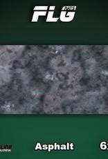 Frontline Gaming FLG Mats: Asphalt 6x3'