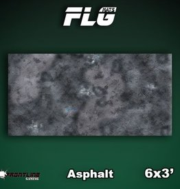 Frontline-Gaming FLG Mats: Asphalt 6x3'