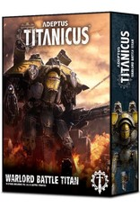 Games Workshop Adeptus Titanicus Warlord Battle Titan