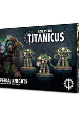 Games Workshop Adeptus Titanicus Imperial Knights
