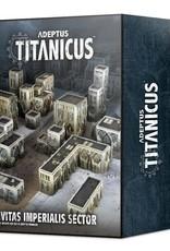 Games Workshop Adeptus Titanicus Civitas Imperialis Sector