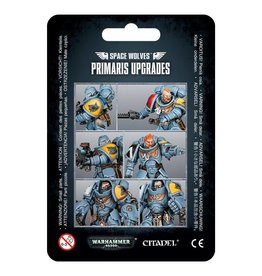 Games Workshop Space Wolves Primaris Upgrades