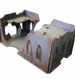 Frontline Gaming ITC Terrain Series: Gothic Ruins House