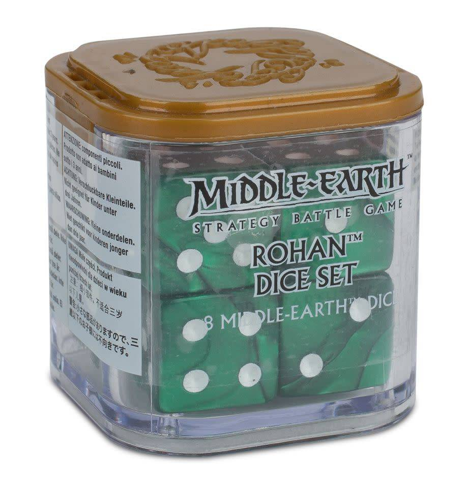 Games Workshop Rohan™ Dice