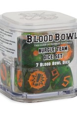 Games Workshop Blood Bowl Nurgle Team Dice Set