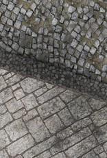 Frontline-Gaming FLG Mats: Cobblestone City 1 6x3'
