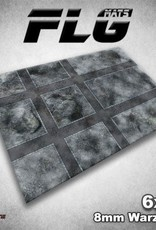 Frontline-Gaming FLG Mats: 8mm Warzone 6x4'
