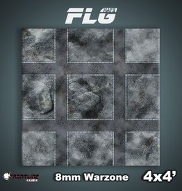 Frontline-Gaming FLG Mats: 8mm Warzone 4x4'