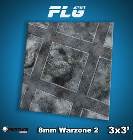 Frontline Gaming FLG Mats: 8mm Warzone 2 3x3'