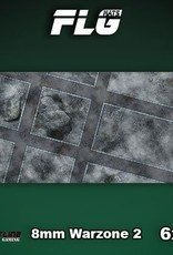 Frontline Gaming FLG Mats: 8mm Warzone 2 6x3'