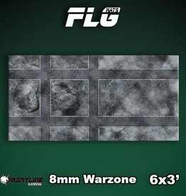 Frontline Gaming FLG Mats: 8mm Warzone 6x3'
