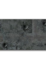 Frontline Gaming FLG Mats: Ruined City 6x3'