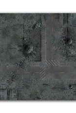 Frontline-Gaming FLG Mats: Ruined City 4x4'