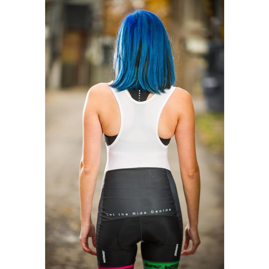 Campus Elite Womens Bib Shorts by Verge