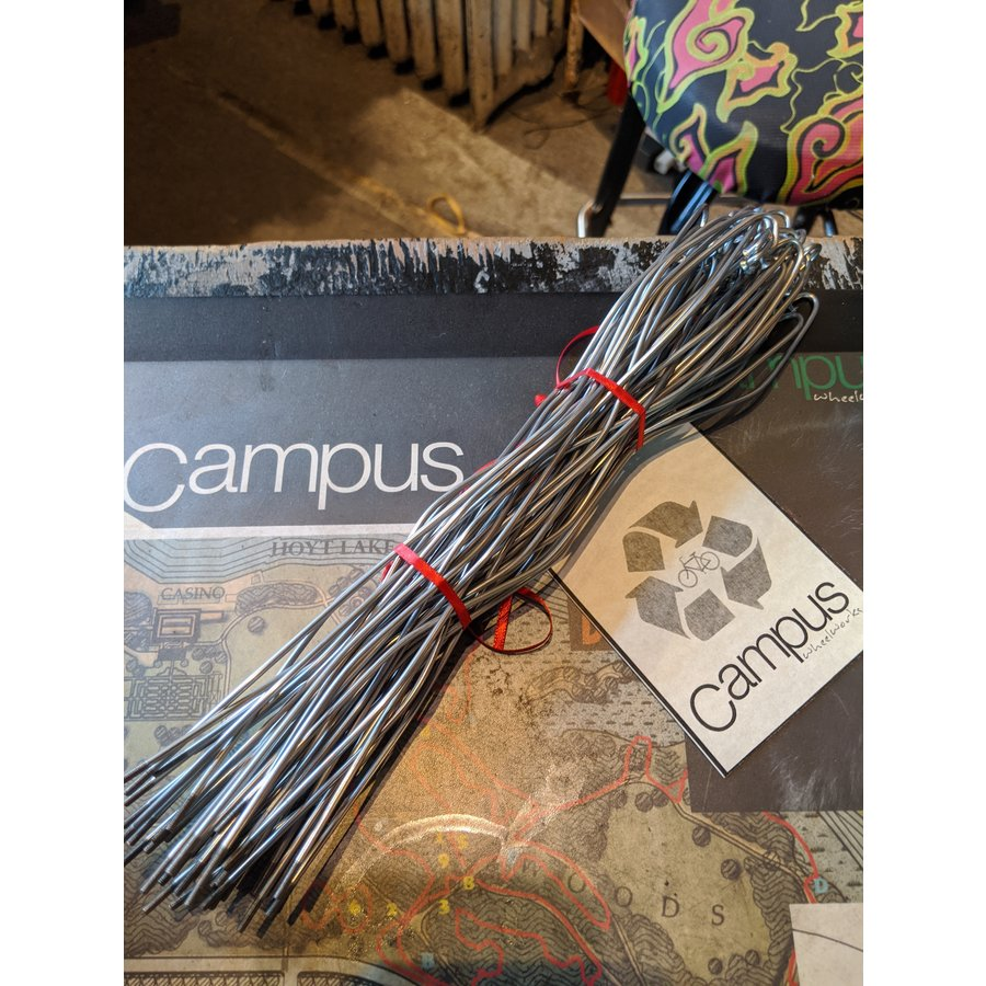 Campus UpCycles Spoke Tinsel