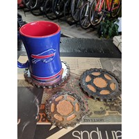 Campus UpCycle Coaster Set