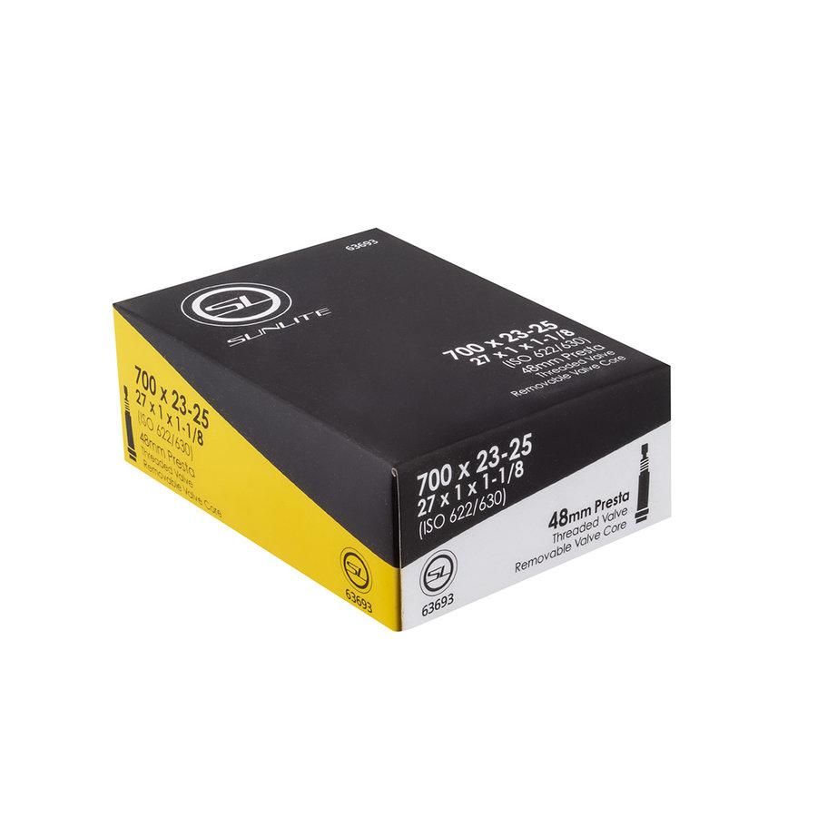 Sunlite Tube 700x23-25 48mm PV
