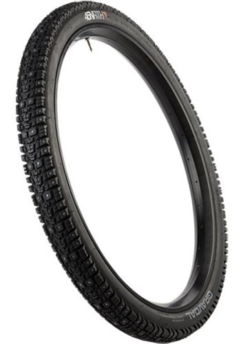 "45NRTH Gravdal 26 x 2.0"" Studded Tire 120tpi Folding"