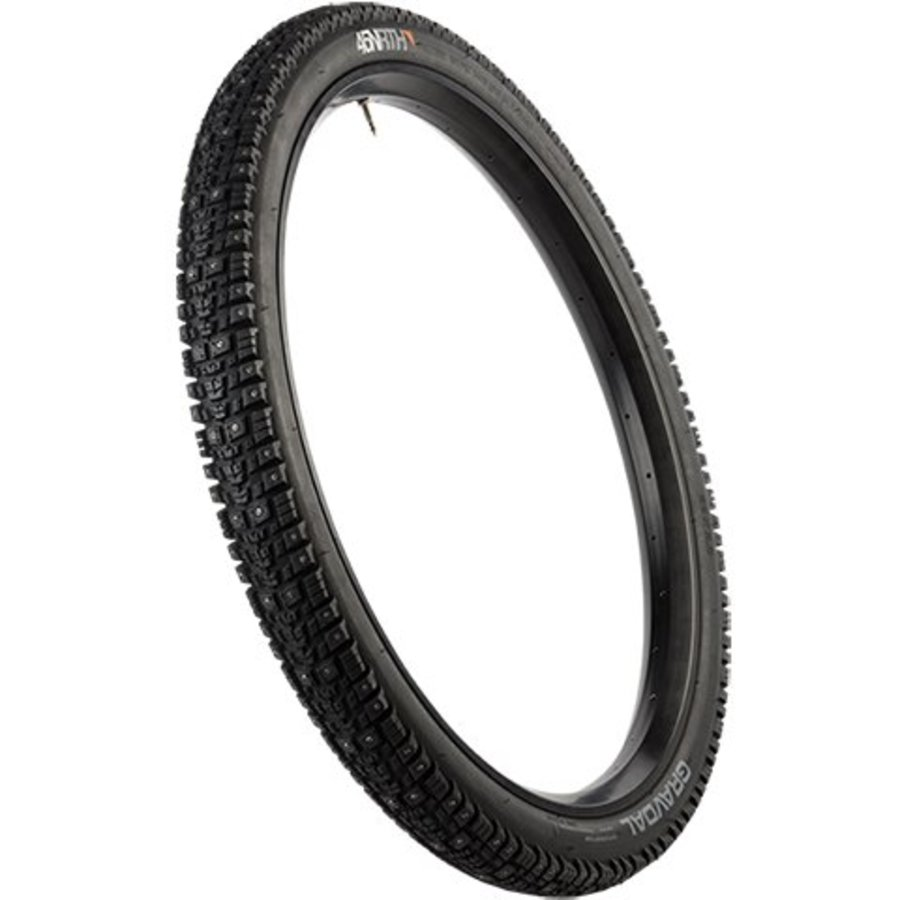 "45NRTH Gravdal 26 x 2.0"" Studded Tire 120tpi Folding"