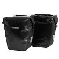 Ortlieb Back-Roller City Rear Pannier Pair 40L Black