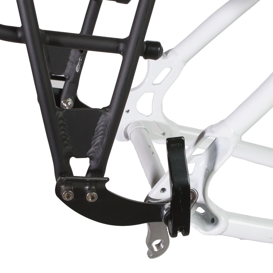 Axiom Streamliner Disc DLX Rear Rack: Black
