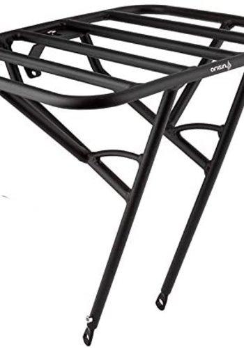 Origin8 Classique Cargo HD Front Rack Black