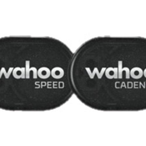 Wahoo RPM Speed + Cadence Sensor Combo