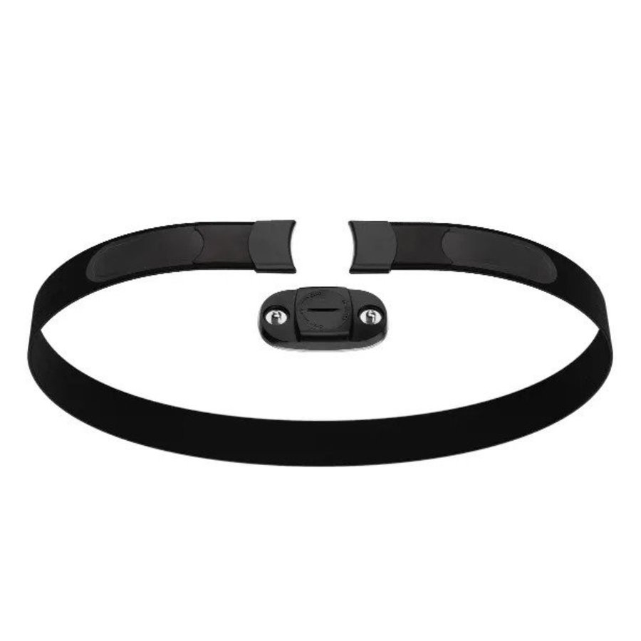 Wahoo TICKR Bluetooth and Ant+ Heart Rate Strap Stealth
