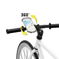Nite Ize Wraptor Universal Smart Phone Stem/Handlebar Mount, Black