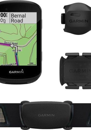 Garmin Edge 530 Speed/Cadence Bundle Bike Computer - GPS, Wireless, Speed, Cadence, Black