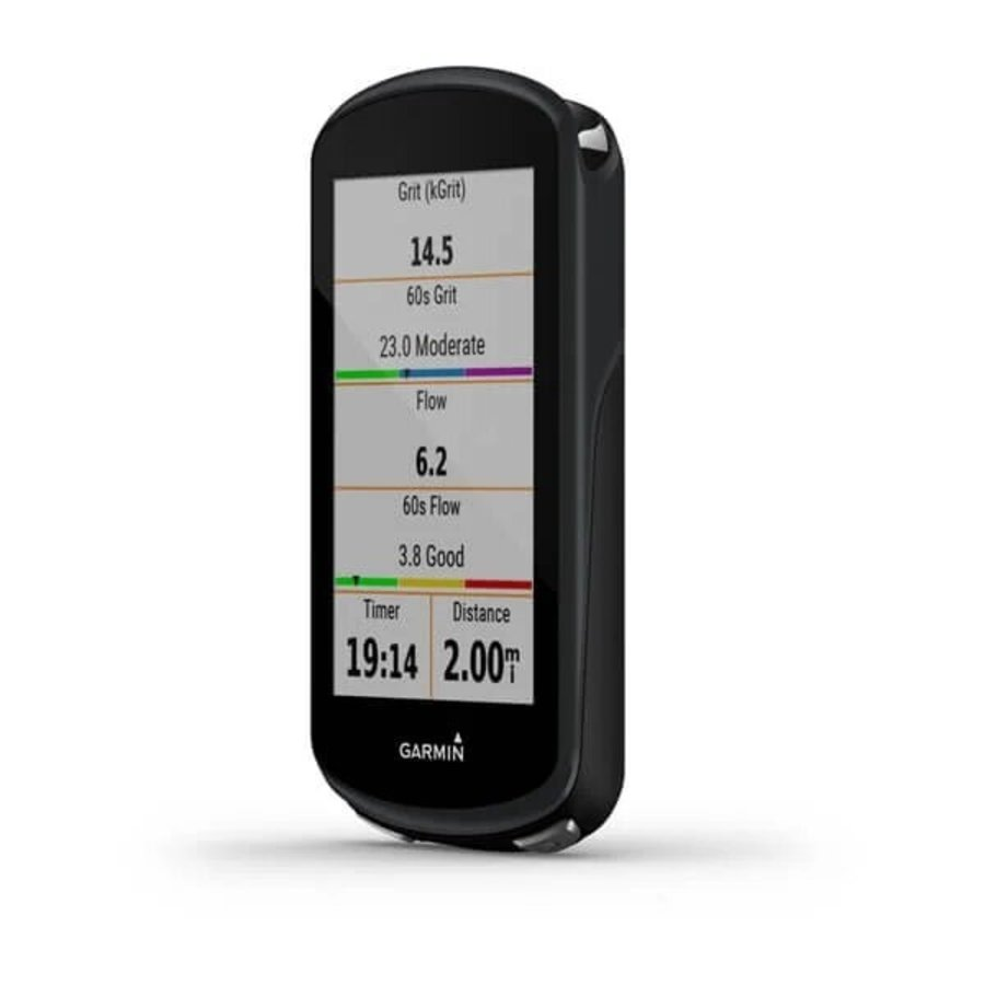 Garmin Edge 1030 GPS Cycling Computer: Black