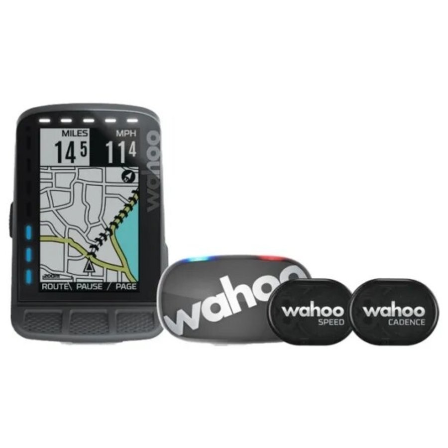 Wahoo ELEMNT Roam Bundle GPS Computer Black