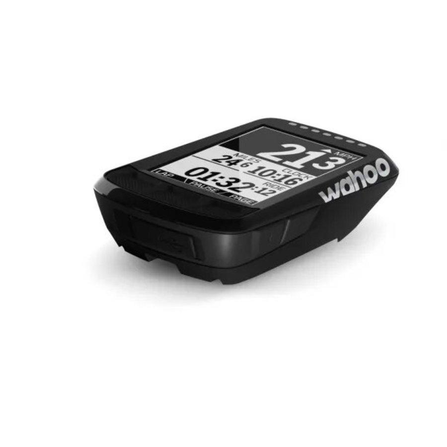 Wahoo ELEMNT Bolt GPS Computer Bundle Black