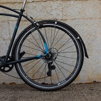 "Planet Bike Cascadia 26"" ATB Fenders 60mm Black"