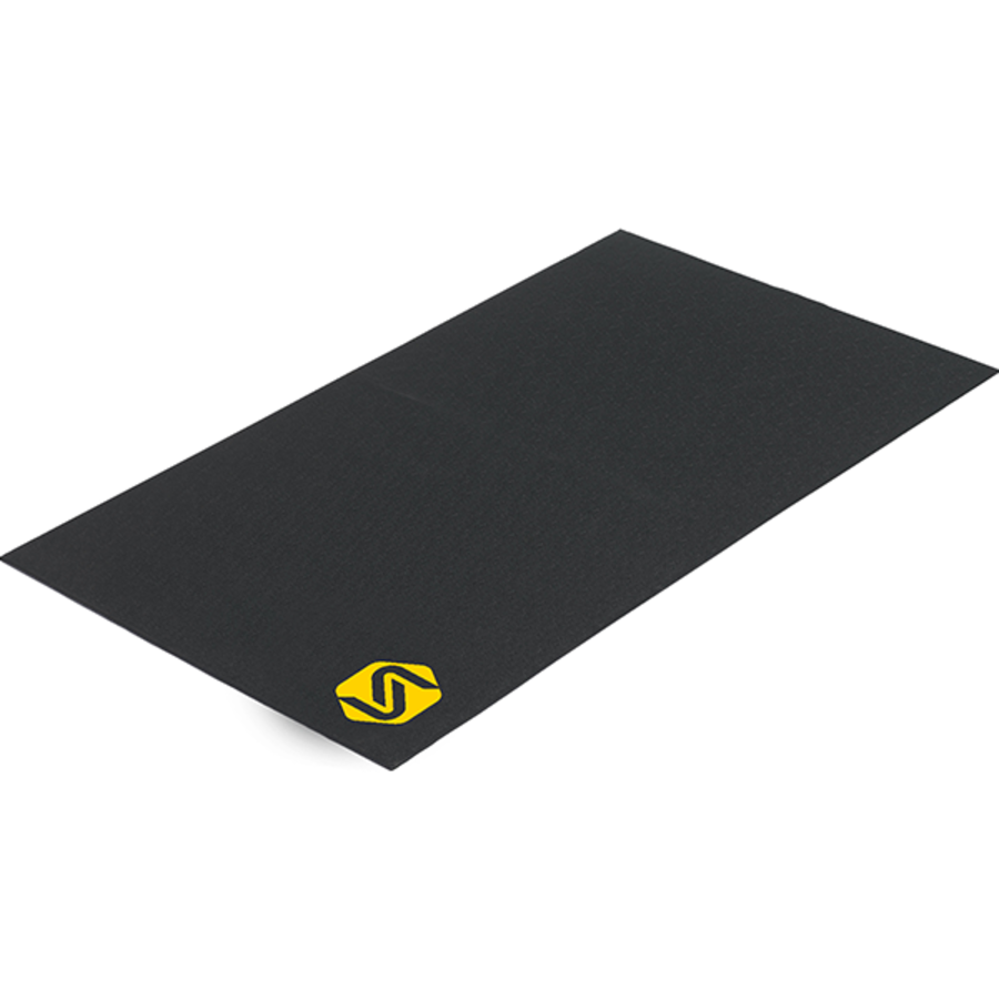 Saris Trainer Mat Black