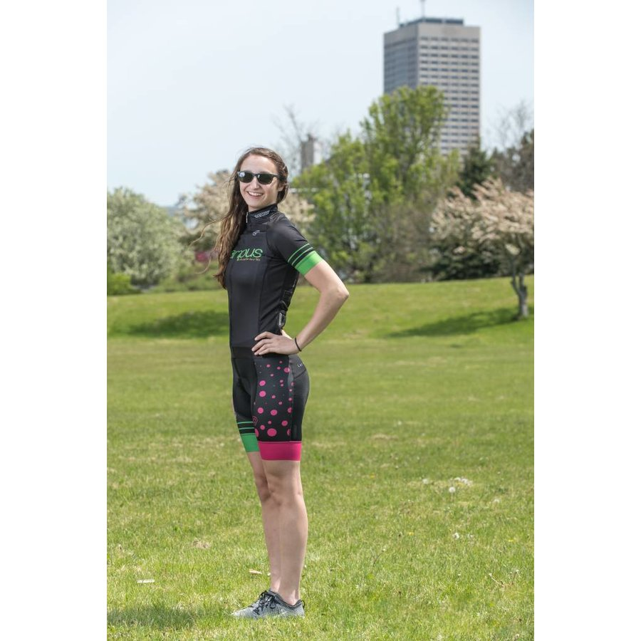Campus Shop Team Cycling Bibs - Women's