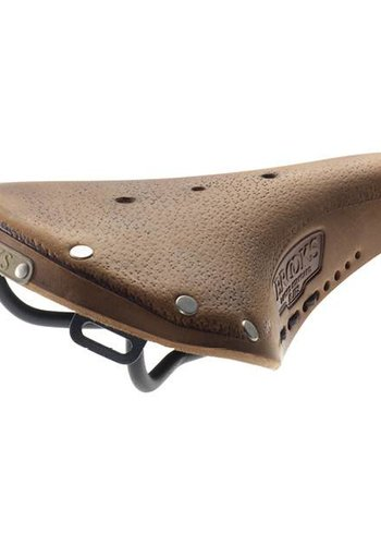 Brooks B17s Pre-Aged Saddle Dark Tan