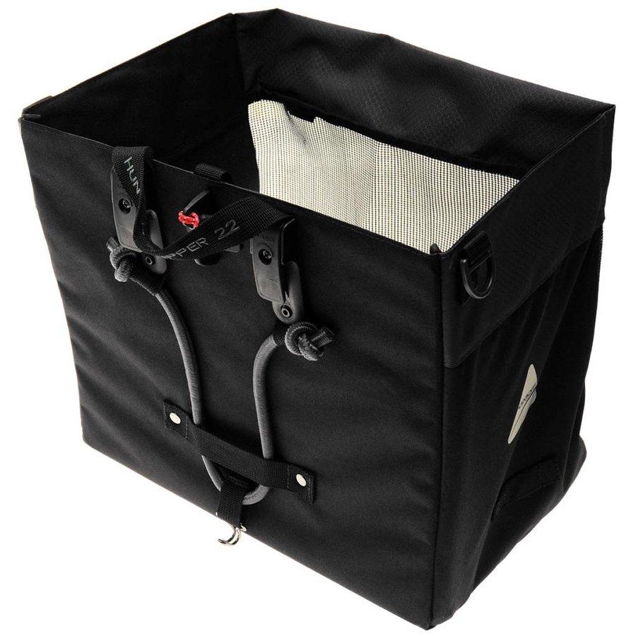 Axiom Hunter DLX Shopping Pannier Each Black