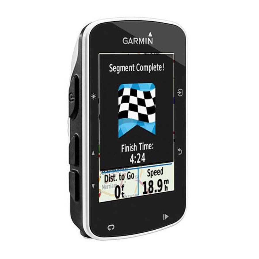 Garmin Edge 520 Cycling Computer Bundle