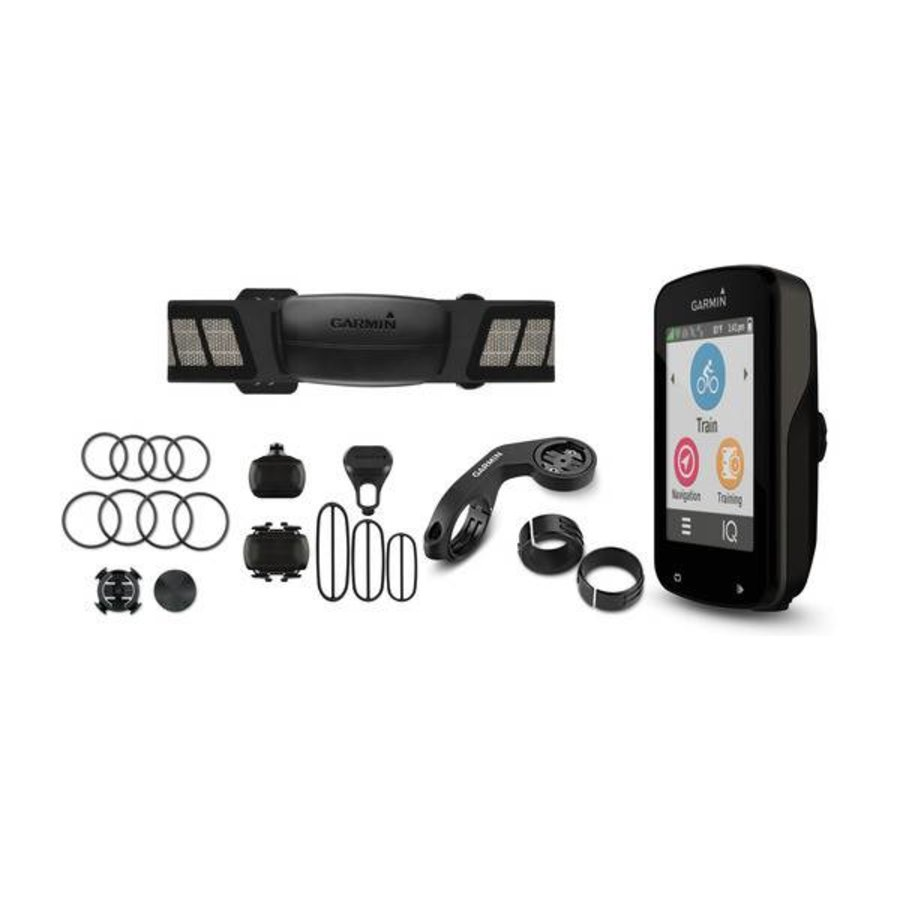 Garmin Edge 820 Cycling Computer Edge 820 Bundle