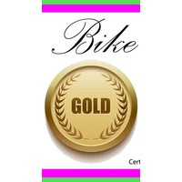 Gold Bike Tune-Up Gift Certificate