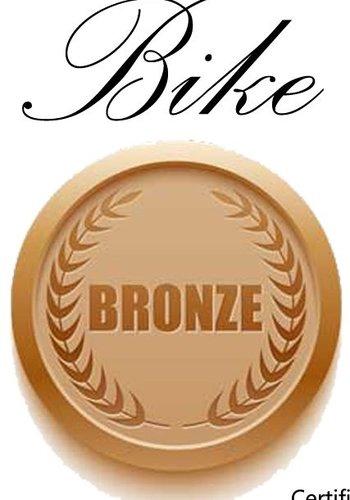 Bronze Bike Tune-Up Gift Certificate