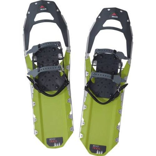 MSR Revo Trail 25 Snowshoes Rave Green