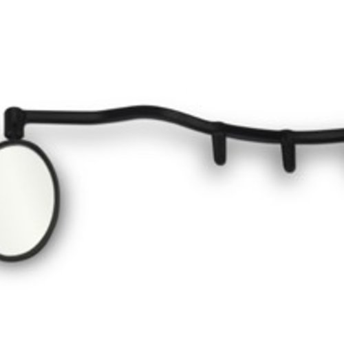 CycleAware Heads Up Clip-On Eyeglass Mirror