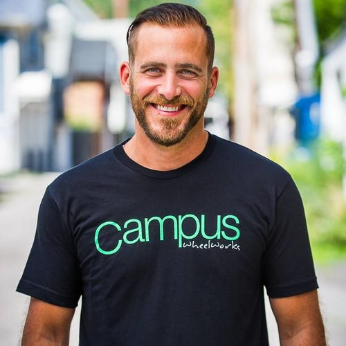 Campus T-Shirt Mens