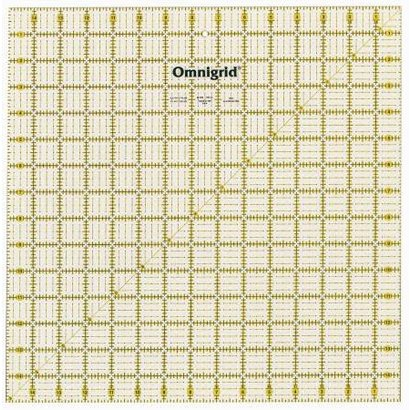 Omnigrid Ruler 15in x 15in