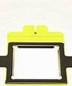 Hoop Tech HoopTech PR-600C/EMP6 4 inch x 4 inch Window for use with the Hooptech Clamping Base
