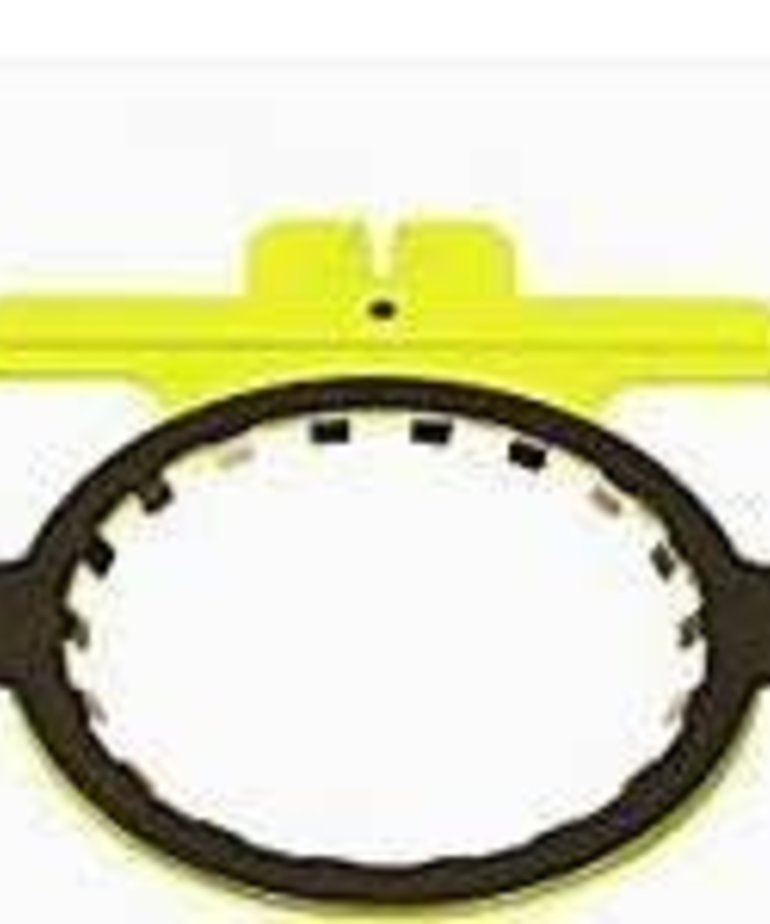 Hoop Tech HoopTech PR-600C/EMP6 5 Inch Round Window for use with the Hooptech Clamping Base