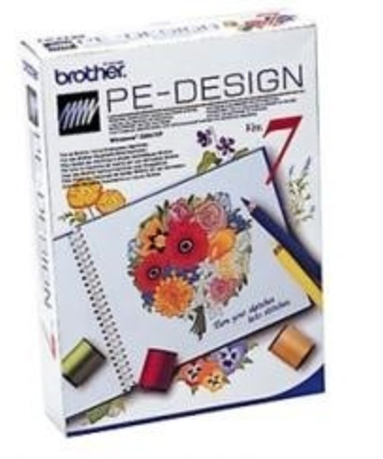 Brother PE Design - [Call For Pricing]
